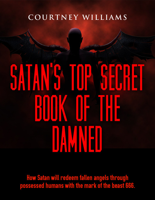 Product picture End of the world Satans top secret book of the dammed